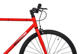 Fixie Fixed gear  Unknown Bikes sc-1 red handlebars