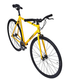 Fixie Fixed gear  Unknown Bikes sc-1 yellow front side
