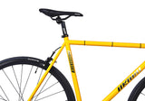 Fixie Fixed gear  Unknown Bikes sc-1 yellow saddle