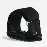 ZULU FIXIE FOOT STRAPS BLACK | ACCESSORIES