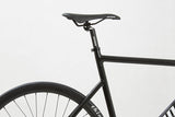 Unknown Bikes Fixed Gear PS1 Single Speed Black Saddle