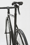 Unknown Bikes Fixed Gear PS1 Single Speed Black Seatpost