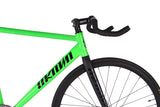 Unknown Bikes Fixed Gear PS1 Single Speed Green Fork
