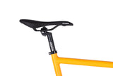 Unknown Bikes Fixed Gear PS1 Single Speed Yellow Saddle