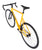 Unknown Bikes Fixed Gear PS1 Single Speed Yellow Handlebars