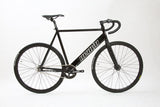 Unknown Bikes Fixed Gear Paradigm Fixie Track Bike Black Carbon Fork