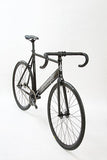 Unknown Bikes Fixed Gear Paradigm Fixie Track Bike Black Handlebars