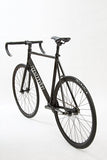 Unknown Bikes Fixed Gear Paradigm Fixie Track Bike Black Seatpost