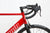 Unknown Bikes Fixed Gear Paradigm Fixie Track Bike Red Drop Bars