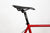 Unknown Bikes Fixed Gear Paradigm Fixie Track Bike Red Saddle
