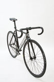 Unknown Bike  Fixed Gear Singularity Fixie Track Bike Black Carbon Fork