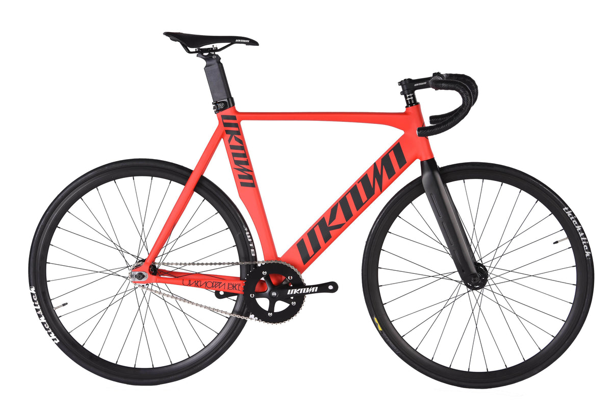 unknown singularity fixed gear complete bicycle. Black Bedroom Furniture Sets. Home Design Ideas