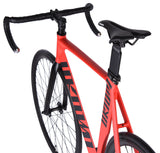 UNKNOWN SINGULARITY LIMITED RED FIXED GEAR | COMPLETE BICYCLE