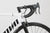 Unknown Bikes Fixed Gear Singularity Fixie Track Bike White Handlebars