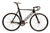 Unknown Bike  Fixed Gear Singularity Fixie Track Bike Black Complete Bicycle