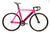 UNKNOWN SINGULARITY PINK FIXED GEAR | COMPLETE BICYCLE