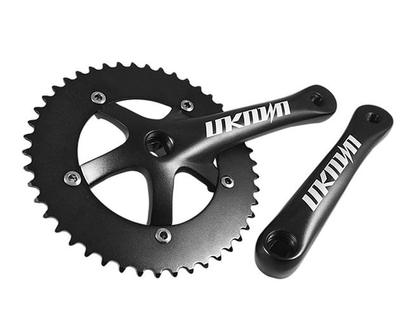 Unknown Bikes Fixed Gear Crankset Crank Arm Sram Omnium