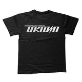 Unknown Bikes Fixed Gear Fixie Single Speed T-shirt Black Back