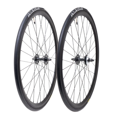 Unknown Bikes Fixed Gear Fixie Standard Wheelset Thickslick