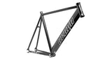Unknown Bikes Fixed Gear Paradigm Frame Black Fixie