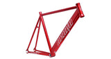 Unknown Bikes Fixed Gear Paradigm Frame Red