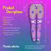 Sun Print Mandala Legging Designs Collection