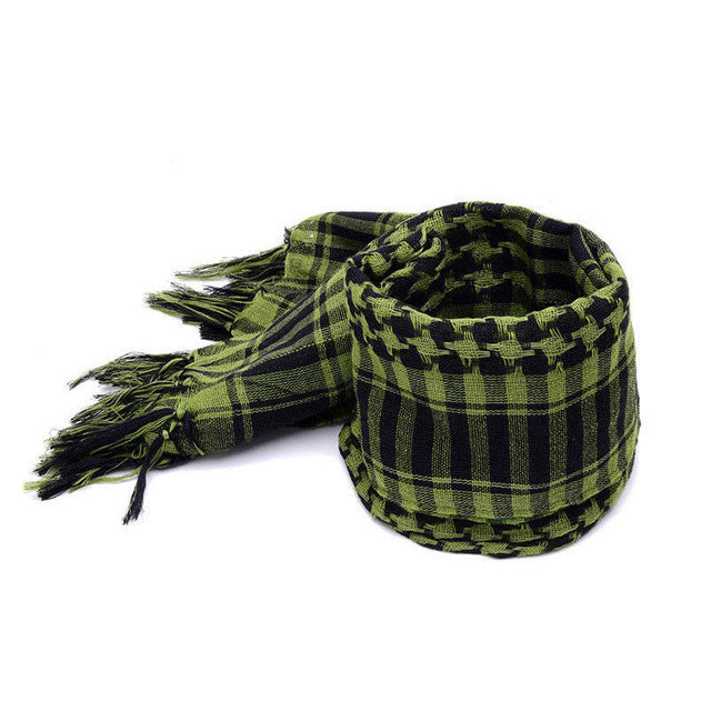Military Windproof Scarf