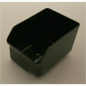 Used ground container black