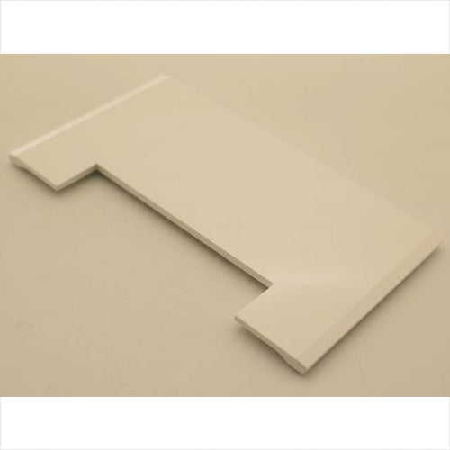 Used Ground Pan Shield White