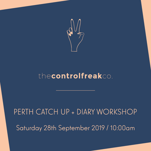 Control Freaks, GATHER! [Perth event] 28 SEPT 2019