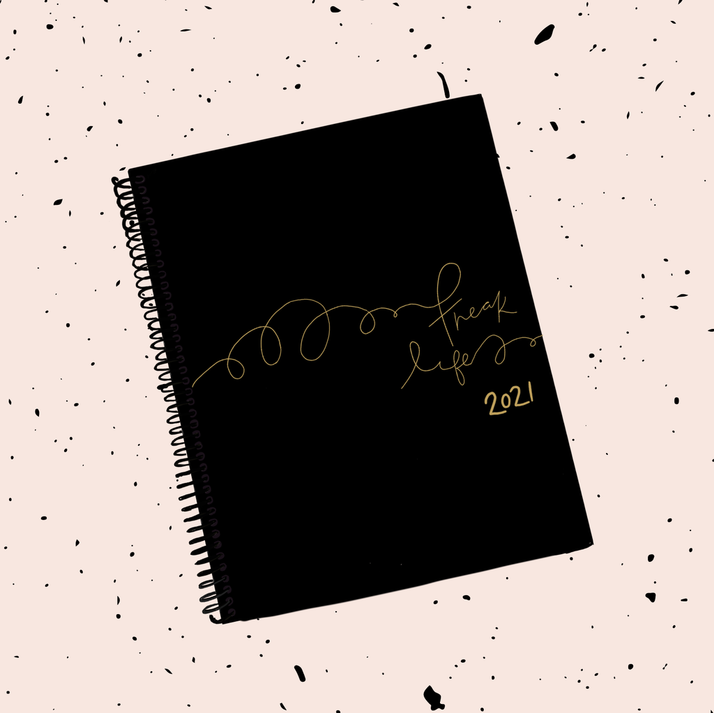 Freak Life 2021 Annual Diary