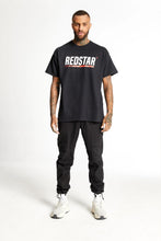 Redstar Redstripe T-Shirt - Black
