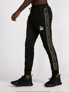 KWD Roxberry Tapered Joggers - Black