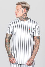 HBC Tony T-Shirt - White