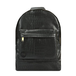 Mi-Pac Gold Backpack - Matt Croc Black