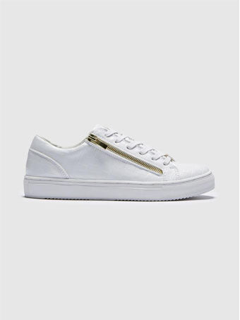 Certified Amo Cupsole Trainers - White