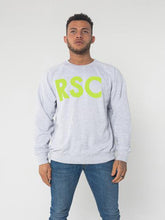 RSC Fluro Sweater - Grey