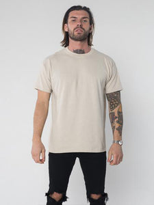 RSC Twin Arrows T-Shirt - Natural