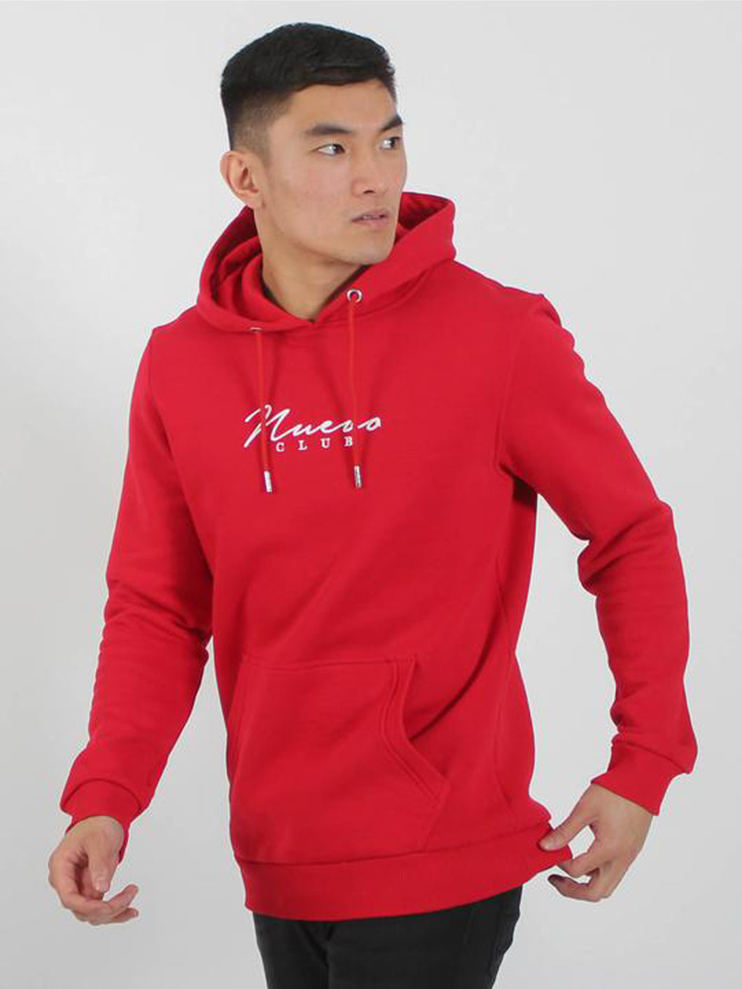 Nuevo Club Signature Hoody - Red
