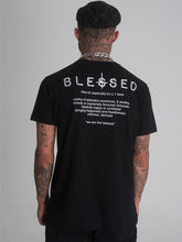 Blessed Lips T-Shirt - Black