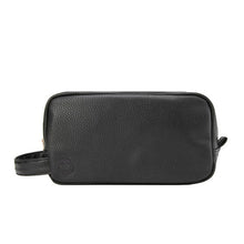 Mi-Pac Travel Washbag - Tumbled Black