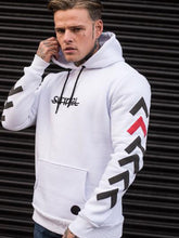 Surreal Movement Hoody - White / Black