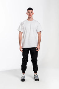 Redstar Run Down NESW T-Shirt - Light Grey