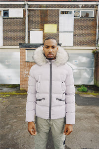4Bidden Majestic Jacket - Grey