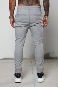 Surreal Dogtooth Chino - Grey