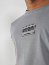 Nuevo Club Carlton T-Shirt - Steel Grey