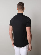 Life & Limb SS Stretch Jersey Shirt - Black