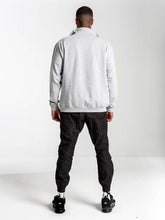RSC Quarter Zip Sweater - Grey