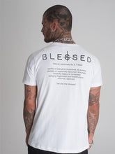 Blessed Cross T-Shirt - White