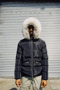 4Bidden Majestic Jacket - Black